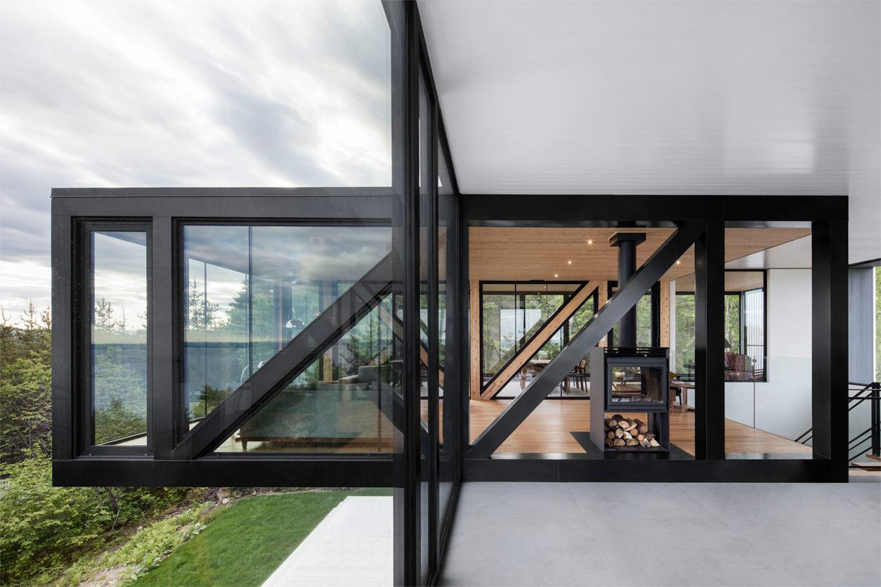 Le Chalet Blanche ACDF Architecture 03