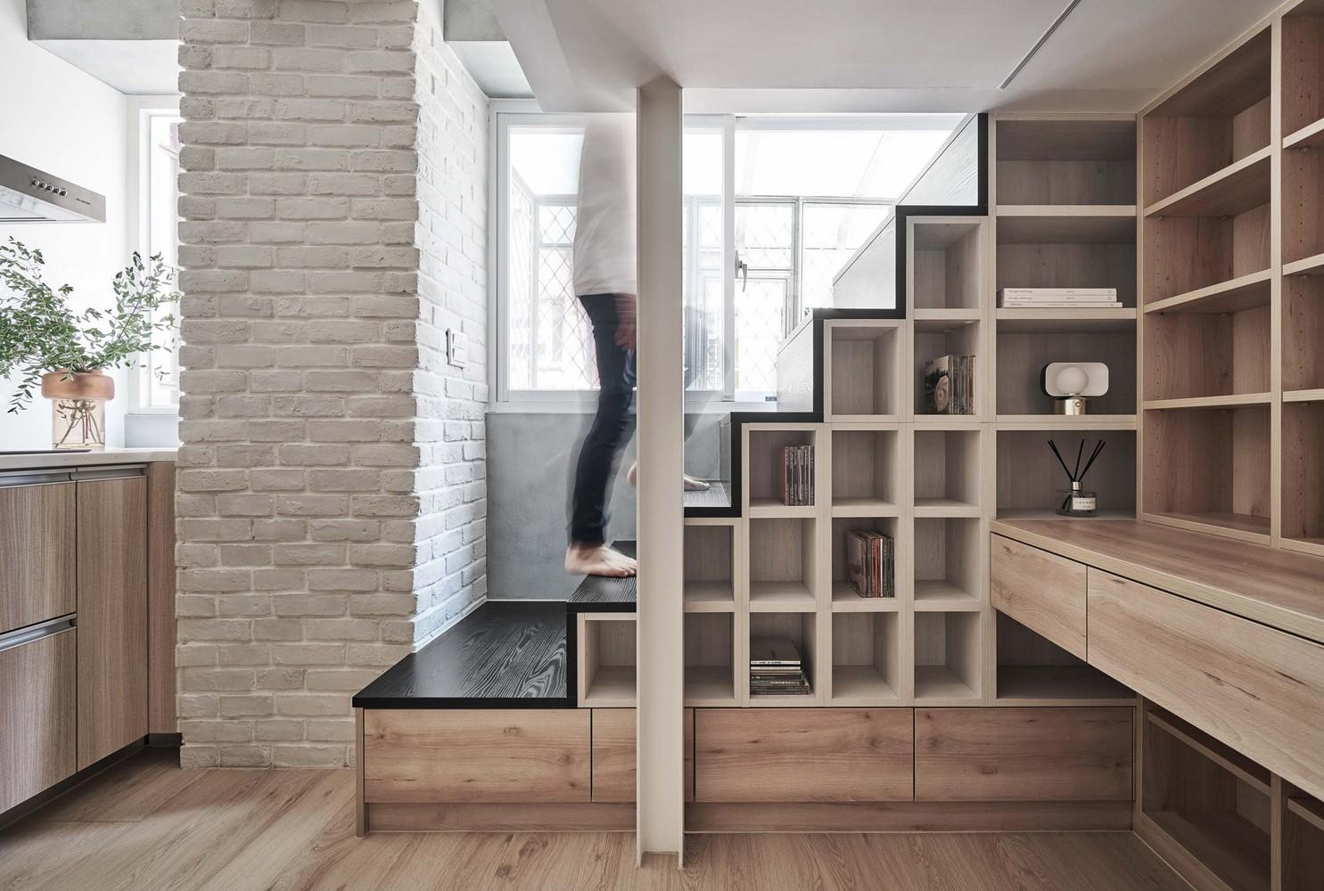 Miǎo Miǎo Apartment NestSpace Design 03