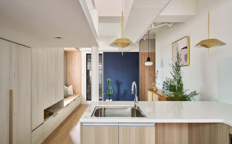 Miǎo Miǎo Apartment NestSpace Design 04