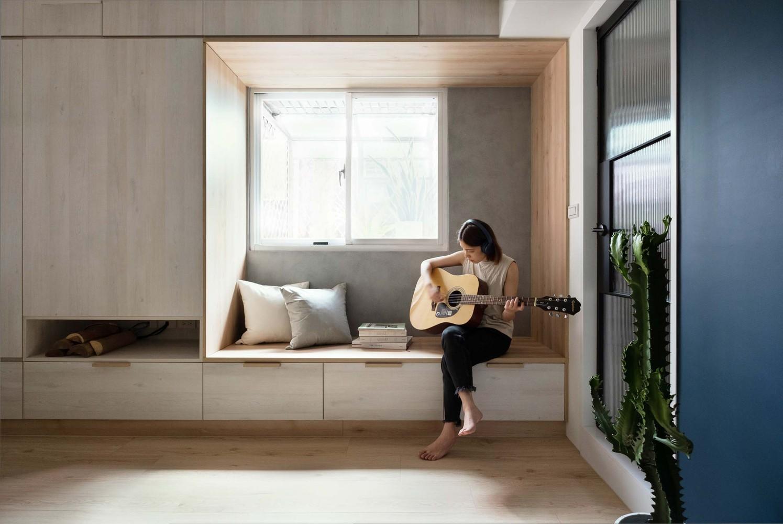 Miǎo Miǎo Apartment NestSpace Design 05
