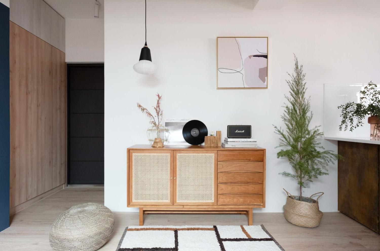Miǎo Miǎo Apartment NestSpace Design 06