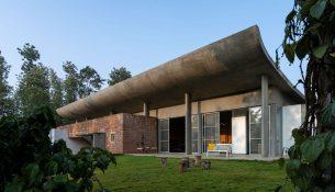 Ovoid House por Greyscale Design Studio 01