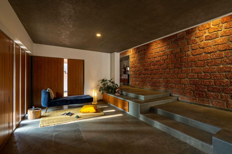 Ovoid House por Greyscale Design Studio 05