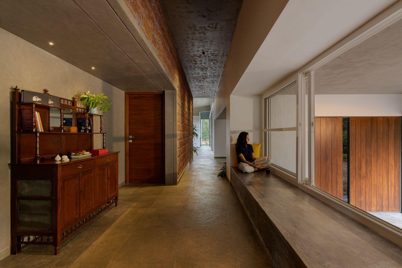 Ovoid House por Greyscale Design Studio 06