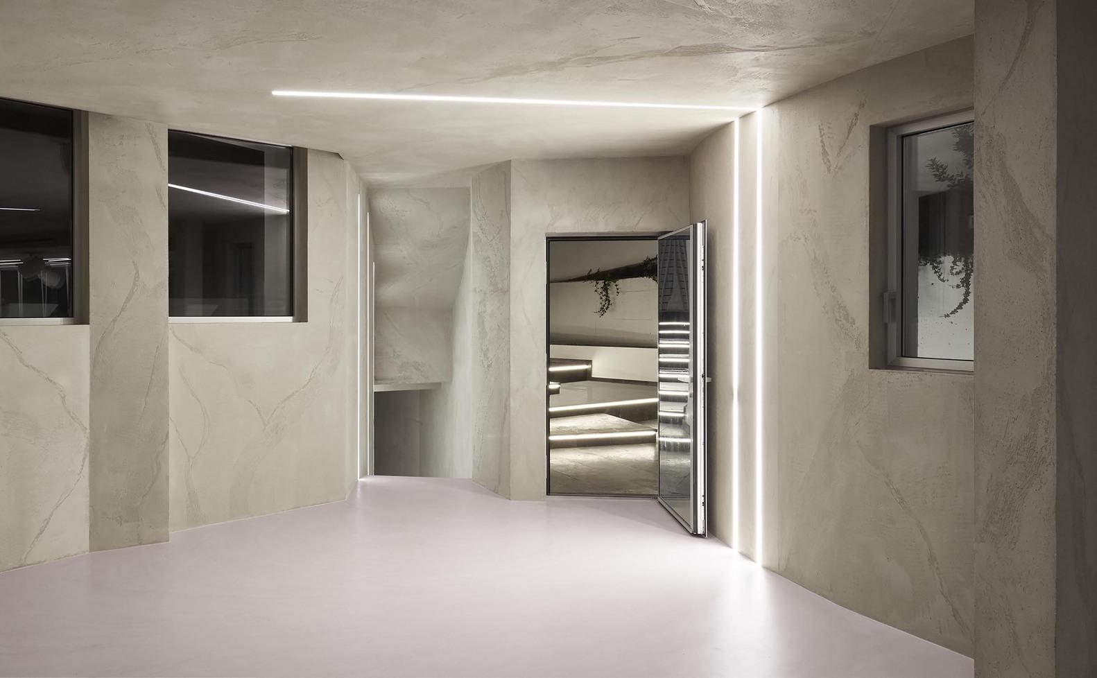 Rudayla House Minimal Studio 06