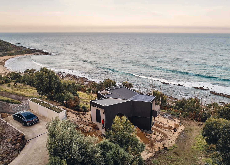 Y house por Andrew Simpson Architects 01