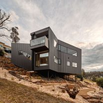 Y house por Andrew Simpson Architects 02