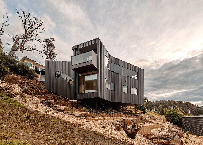 Y house por Andrew Simpson Architects 02
