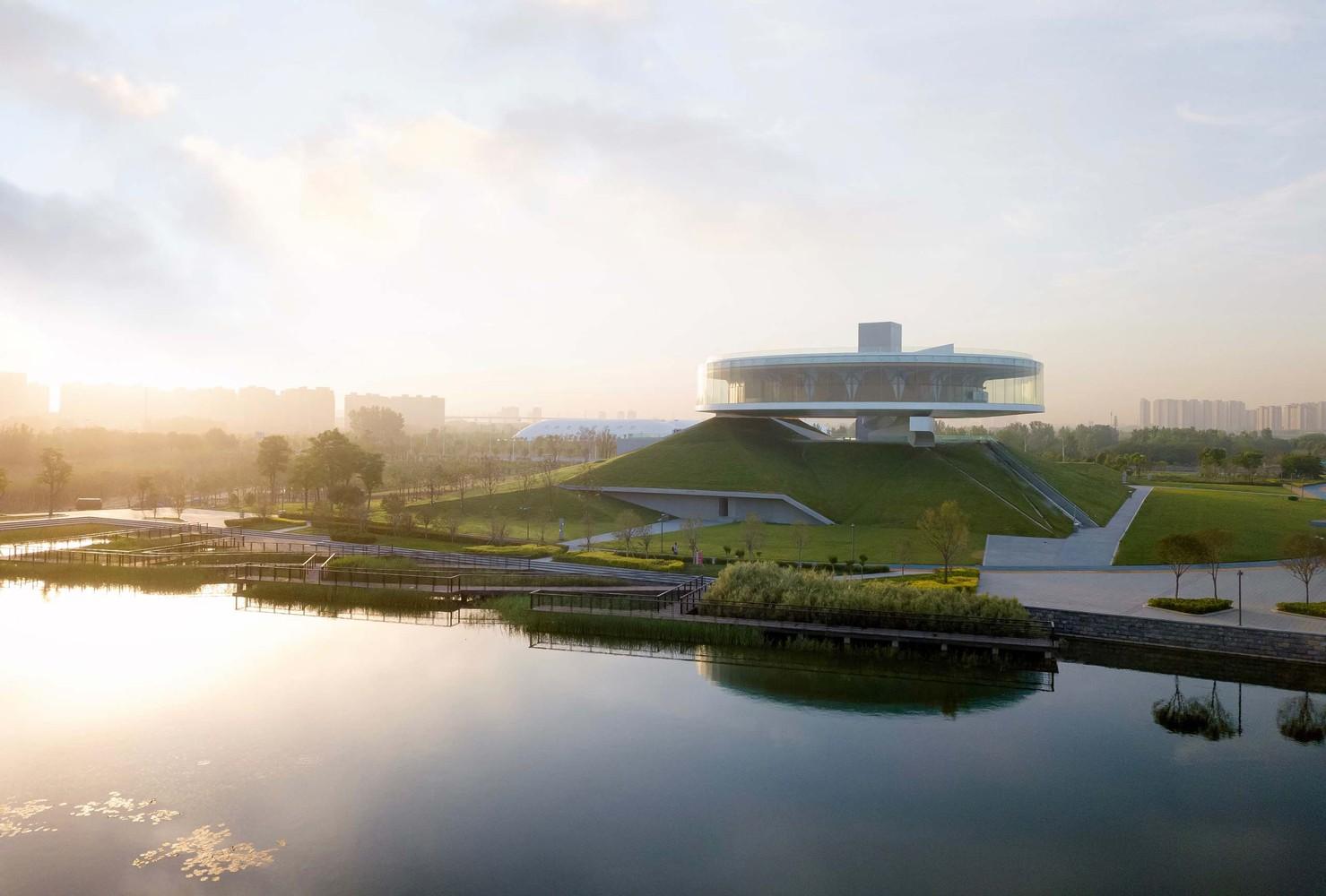 Zhengdong Longhu Public Art Center STUDIO A 01