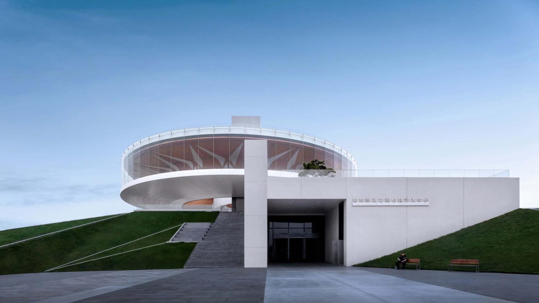 Zhengdong Longhu Public Art Center STUDIO A 02