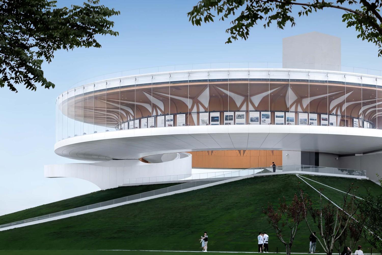 Zhengdong Longhu Public Art Center STUDIO A 03