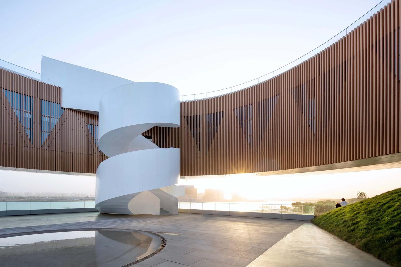 Zhengdong Longhu Public Art Center STUDIO A 05