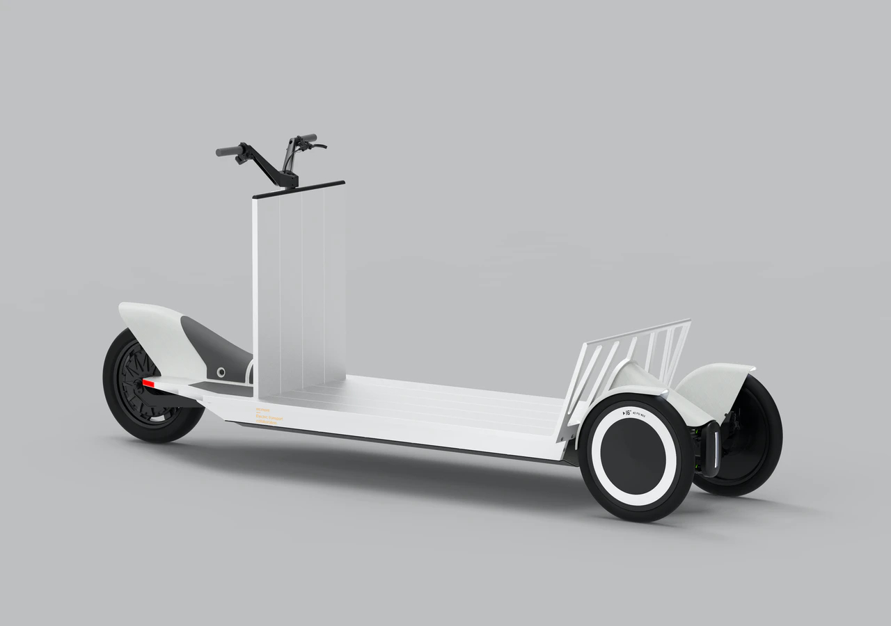 re move electric transporter polestar partners 02