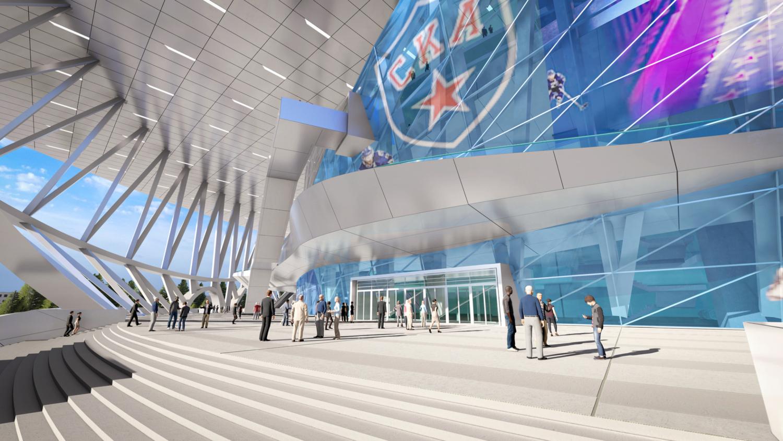 CKA Arena and Park Coop Himmelb(l)au 02