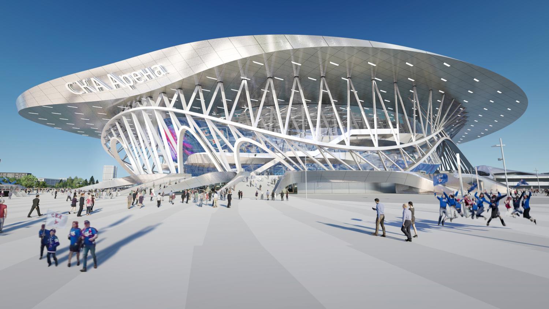 CKA Arena and Park Coop Himmelb(l)au 04