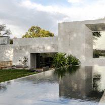 Concrete House Raw Architecture Workshop 01