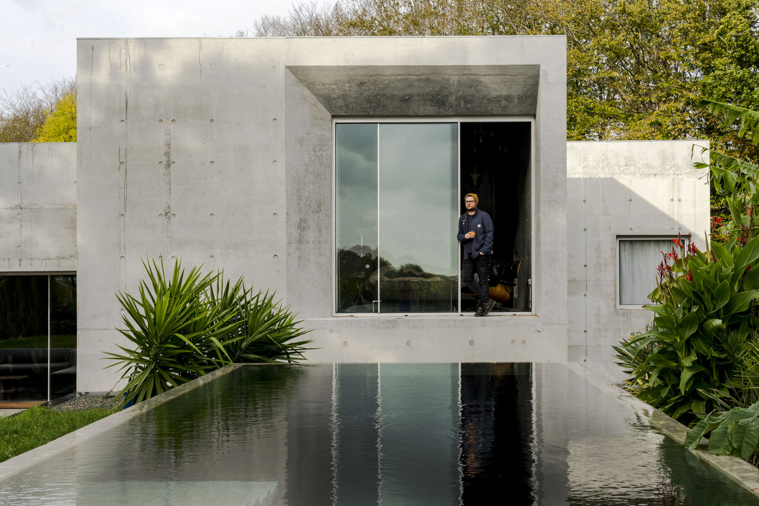 Concrete House Raw Architecture Workshop 02