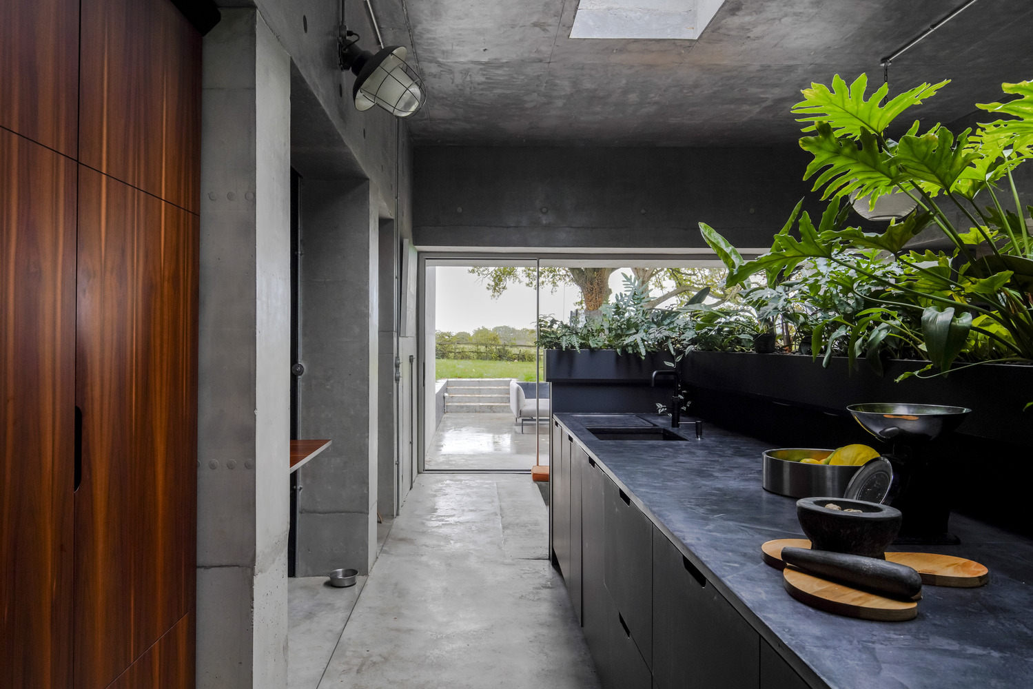 Concrete House Raw Architecture Workshop 03