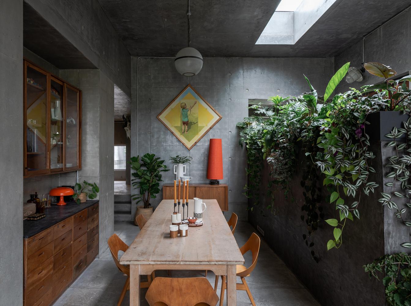 Concrete House Raw Architecture Workshop 04
