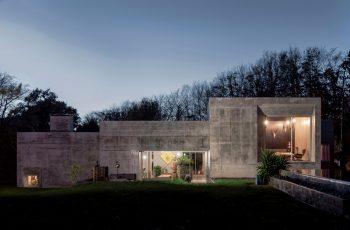 Concrete House Raw Architecture Workshop 07