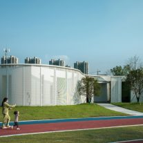 Linping Sports Park Rest Station CCTN Design 04