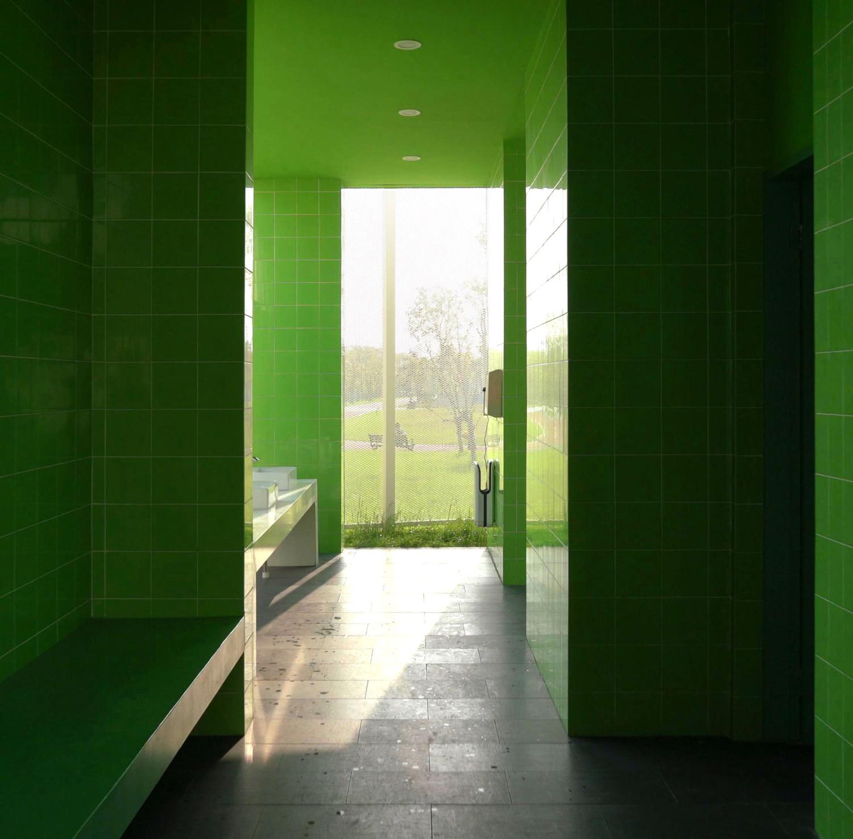 Linping Sports Park Rest Station CCTN Design 08