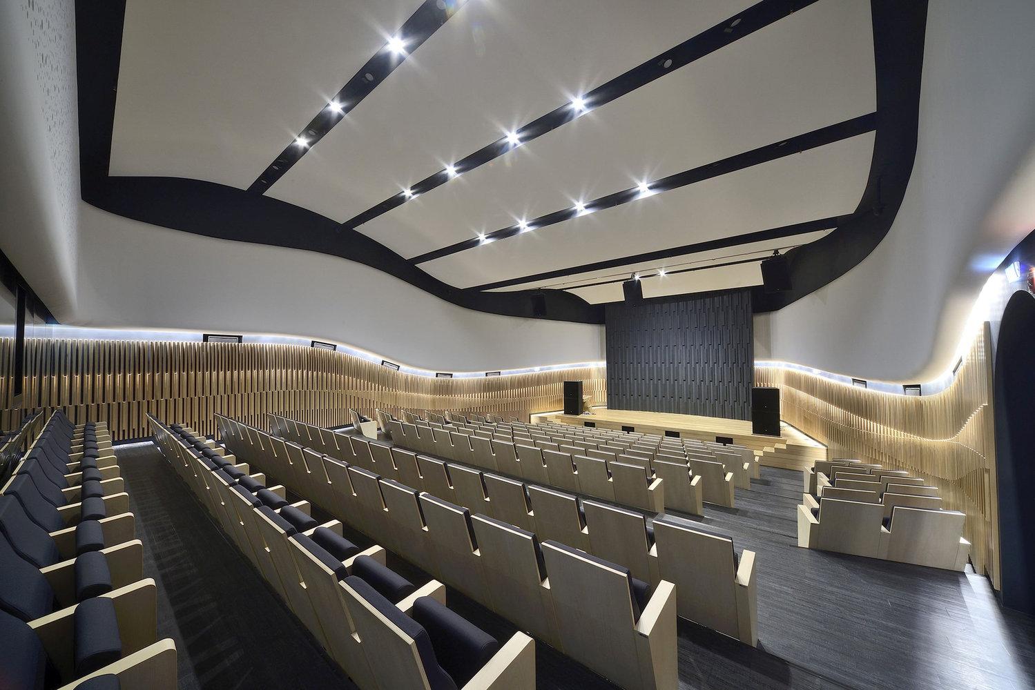 Museo de arte B&E Goulandris Vikelas Architects 03
