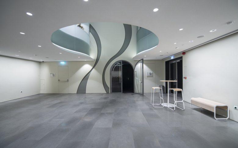 Museo de arte B&E Goulandris Vikelas Architects 04