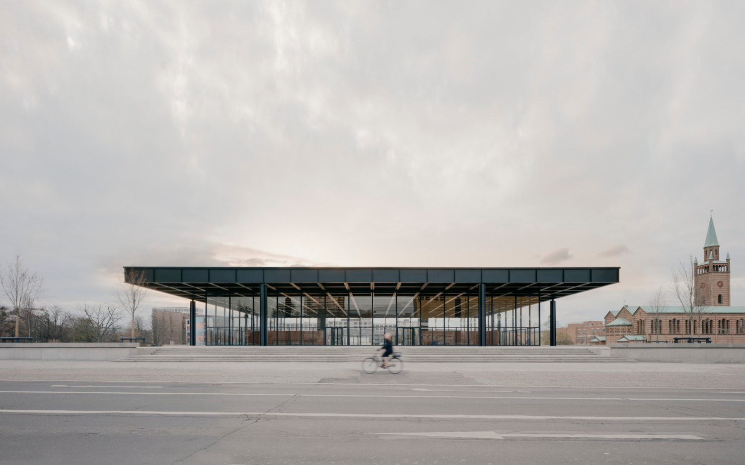 Neue Nationalgalerie David Chipperfield Architects 01