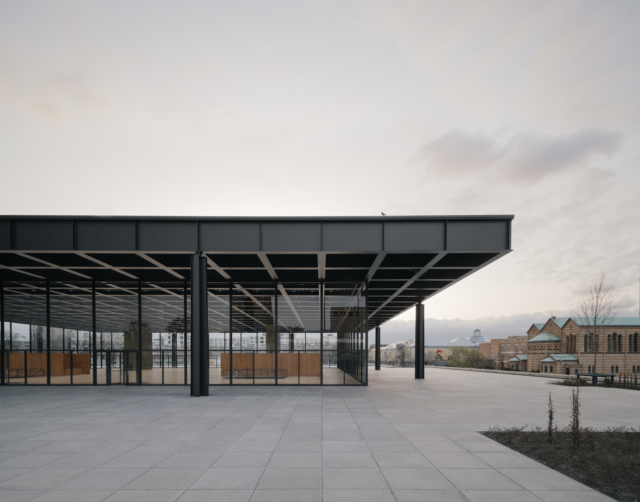 Neue Nationalgalerie David Chipperfield Architects 03