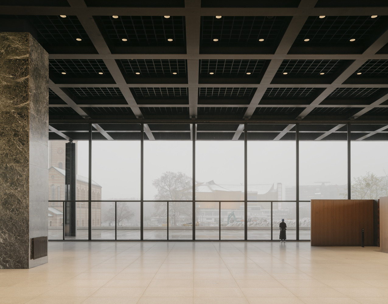 Neue Nationalgalerie David Chipperfield Architects 04