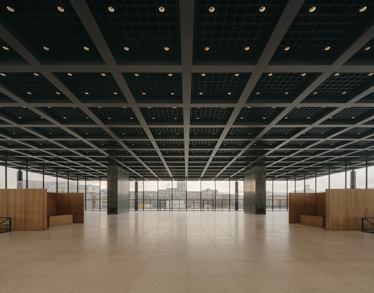 Neue Nationalgalerie David Chipperfield Architects 05