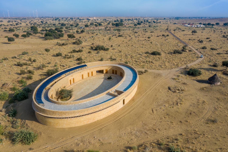 The Rajkumari Ratnavati Girl's School Diana Kellogg Architects 02