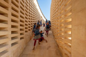 The Rajkumari Ratnavati Girl's School Diana Kellogg Architects 08