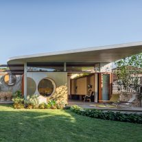 Totoro house CplusC architectural workshop 01