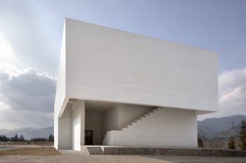 YingYao Sandware Museum Complex a9architects 07