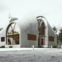 Arc house Milad Eshtiyaghi 02