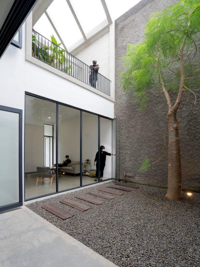 Griyoase House Andyrahman Architect 08