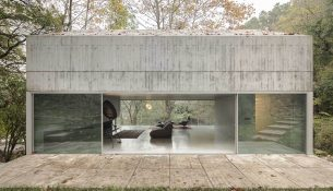 House in Caniçada Carvalho Araújo 01
