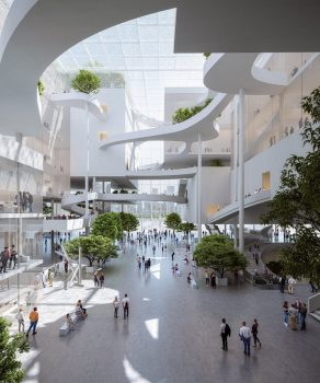 Shenzhen reform and opening-up exhibition hall Sou Fujimoto 06