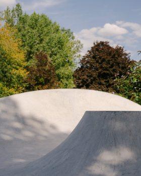Skatepark Continua MBL architectes y bureau David Apheceix 08