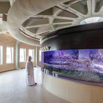 Turtle Sanctuary at Kalba Mangrove Reserve Hopkins Architects 05