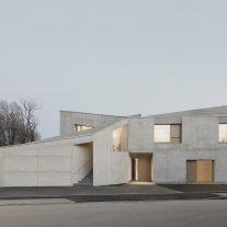 Villa L Pool Leber Architekten 01