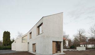 Villa L Pool Leber Architekten 02
