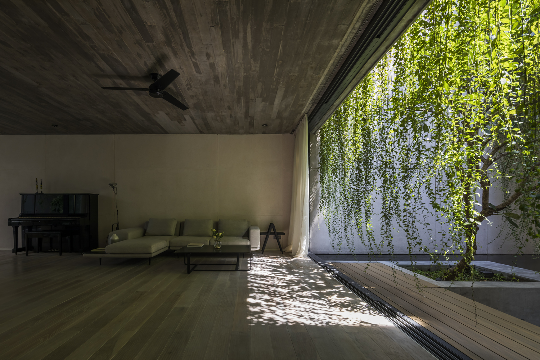 Villa Tan Dinh MIA Design Studio 05