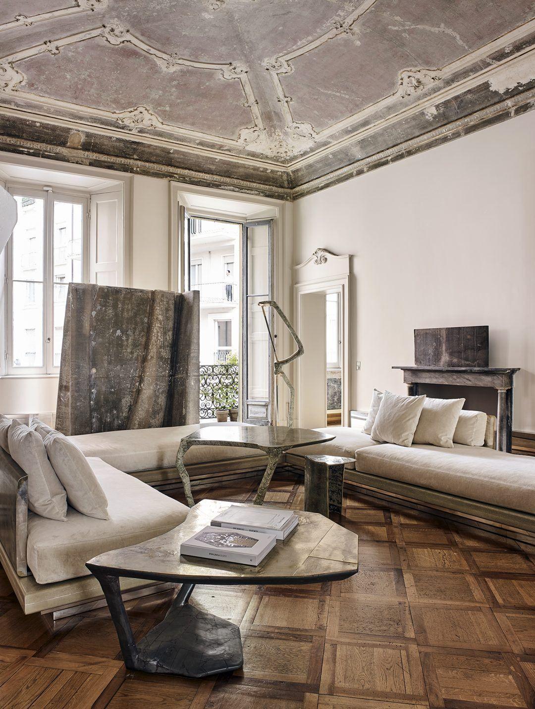 Vincenzo de Cotiis apartment Vincenzo de Cotiis 01