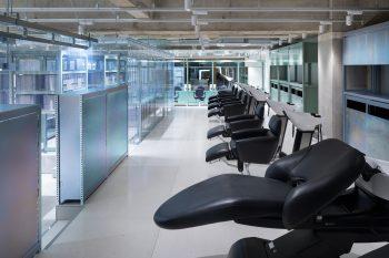 LIM・loji Hair Salon Schemata Architects 07