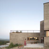 La casa en el bosque El Fil Verd, Estudi d'Arquitectura 01