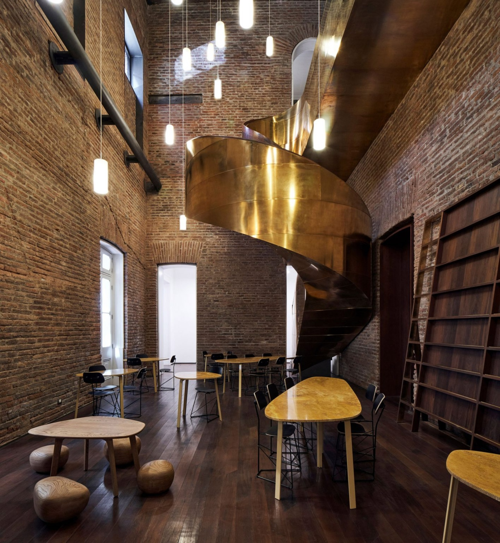 Renovación Palacio Pereira C. Puga, P. Velasco A. Moletto 04