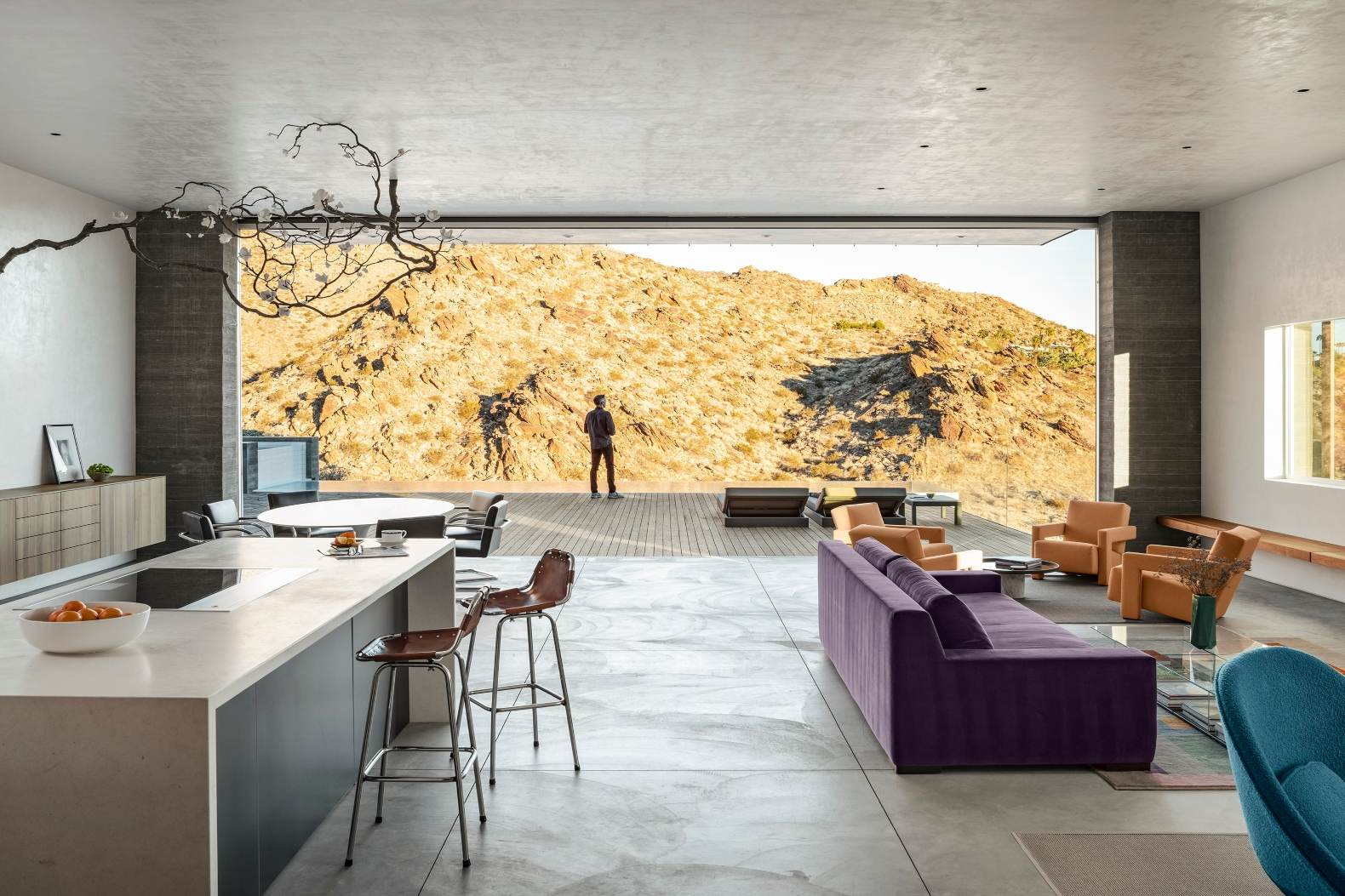 Ridge mountain Ehrlich Yanai Rhee Chaney architects 07